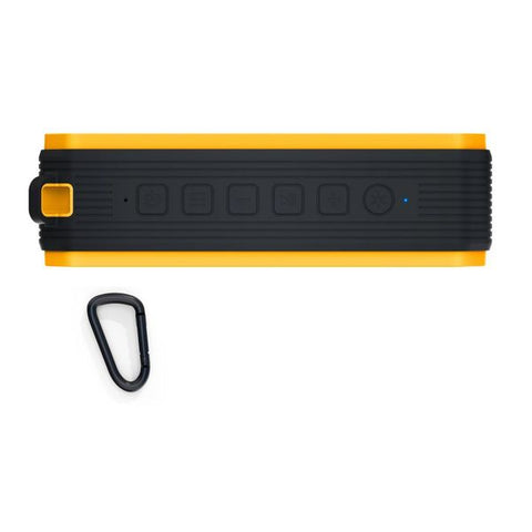 Bluetooth Speakers Energy Sistem 444878 2000 mAh 10W Yellow Black-Universal Store London™