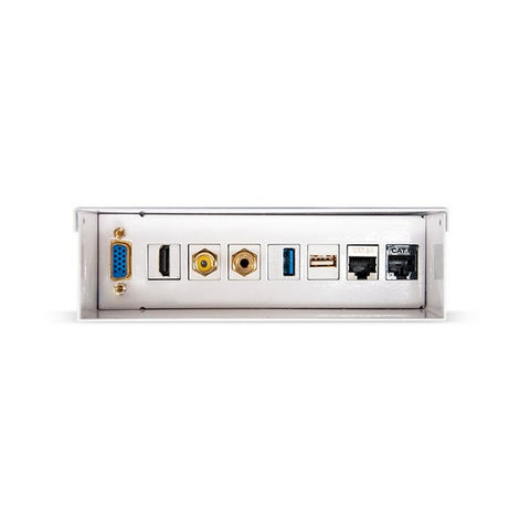 Connection Box for an Interactive Whiteboard NANOCABLE 10.35.0003 White-Universal Store London™