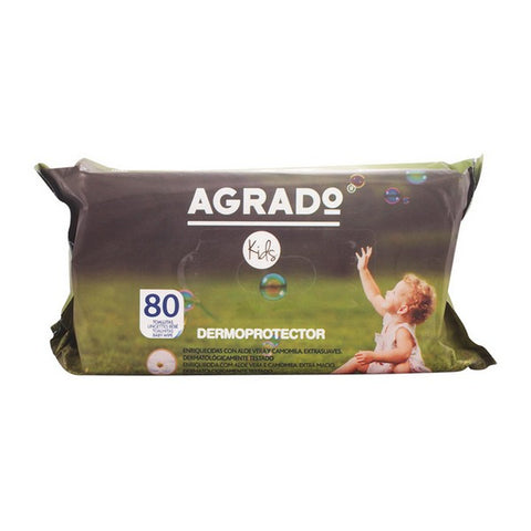Scented Wet Wipes Tragoncete (80 uds)-Universal Store London™
