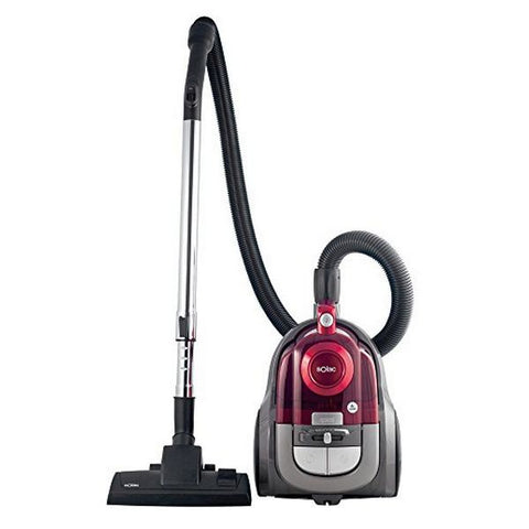 Cyclonic Vacuum Cleaner Solac Apollo Compact 2,5 L 600W 70 dB (A) Pink Black-Universal Store London™