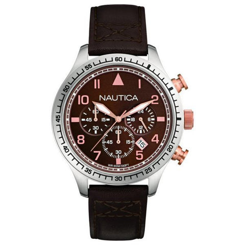 Image of Men's Watch Nautica A17655G (46 mm)-Universal Store London™
