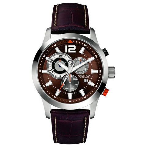 Image of Men's Watch Nautica A15548G (44 mm)-Universal Store London™