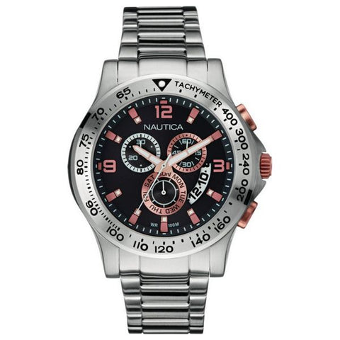 Image of Men's Watch Nautica NAI22502G (46 mm)-Universal Store London™
