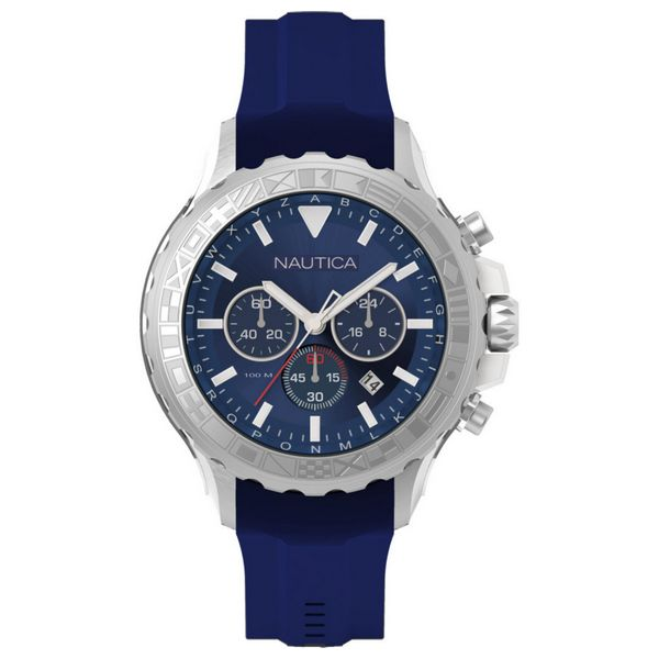 Men's Watch Nautica NAD18534G (44 mm)-Universal Store London™
