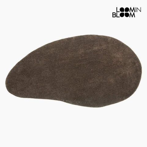 Carpet Acrylic Brown (120 x70 x 3 cm) by Loom In Bloom-Universal Store London™