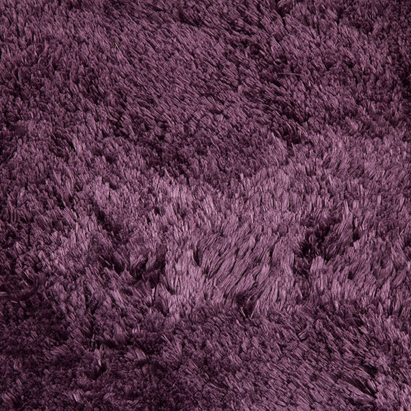 Carpet Polyester Purple (170 x 240 x 6 cm) by Loom In Bloom-Universal Store London™