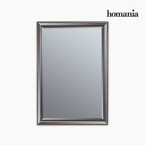 Image of Mirror Synthetic resin Bevelled glass Bronze (70 x 4 x 100 cm) by Homania-Universal Store London™