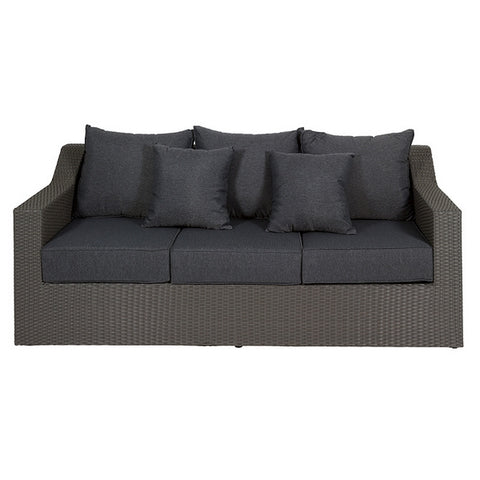 Chaise Longue Sofa (203 x 86 x 78 cm) by Craftenwood-Universal Store London™