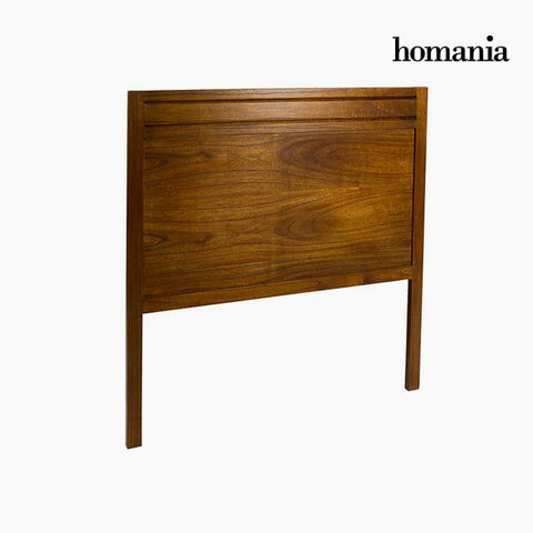 Image of Headboard Mindi wood (100 x 3 x 120 cm) - Serious Line Collection by Homania-Universal Store London™