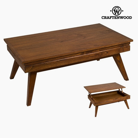 Lift-Top Coffee Table Mindi wood (110 x 65 x 44 cm) by Craftenwood-Universal Store London™