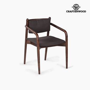 Armchair Mdf Acacia (58 x 56 x 78 cm) by Craftenwood-Universal Store London™