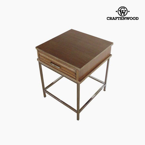 Nightstand Teak (45 x 45 x 55 cm) by Craftenwood-Universal Store London™