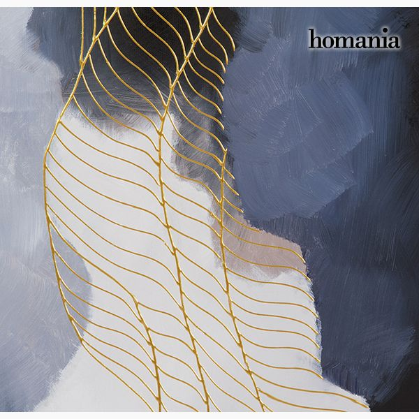 Oil Painting (90 x 4 x 160 cm) by Homania-Universal Store London™