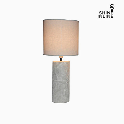 Desk Lamp Cream (29 x 29 x 70 cm) by Shine Inline-Universal Store London™