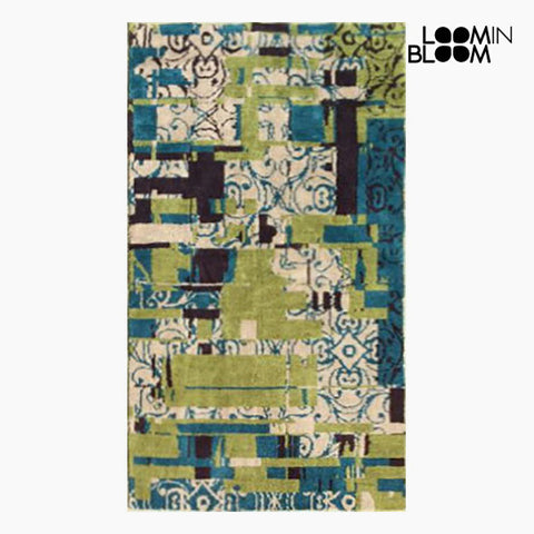 Carpet Blue (150 x 80 x 3 cm) - Sweet Home Collection by Loom In Bloom-Universal Store London™