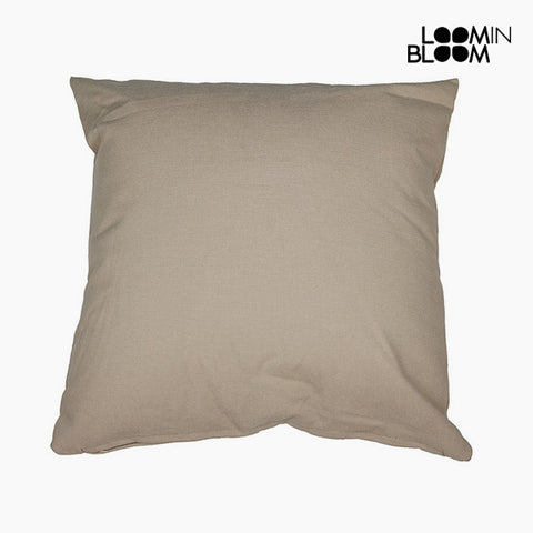 Cushion Beige (45 x 45 cm) - Cities Collection by Loom In Bloom-Universal Store London™