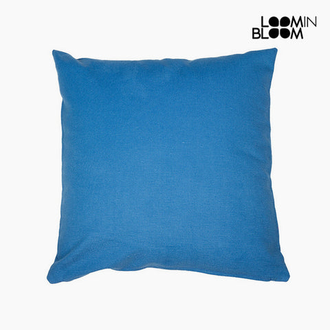 Image of Cushion Blue (45 x 45 cm) - Cities Collection by Loom In Bloom-Universal Store London™