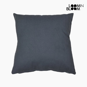 Cushion Grey (45 x 45 cm) by Loom In Bloom-Universal Store London™