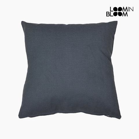 Image of Cushion Grey (45 x 45 cm) by Loom In Bloom-Universal Store London™