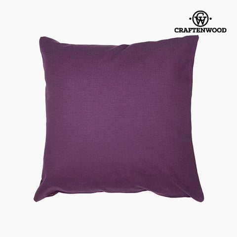 Image of Puff Purple (90 x 90 x 25 cm) by Craftenwood-Universal Store London™