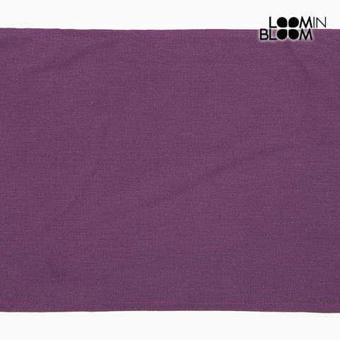 Tablecloth Purple (30 x 45 x 0,05 cm) by Loom In Bloom-Universal Store London™