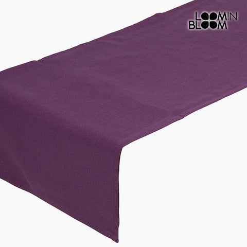 Table Runner Purple (135 x 40 cm) - Little Gala Collection by Loom In Bloom-Universal Store London™