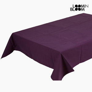 Tablecloth Purple (135 x 200 x 0,05 cm) by Loom In Bloom-Universal Store London™