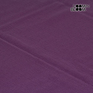 Tablecloth Purple (135 x 200 x 0,05 cm) by Loom In Bloom