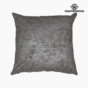 Puff Grey (90 x 90 x 25 cm) by Craftenwood-Universal Store London™
