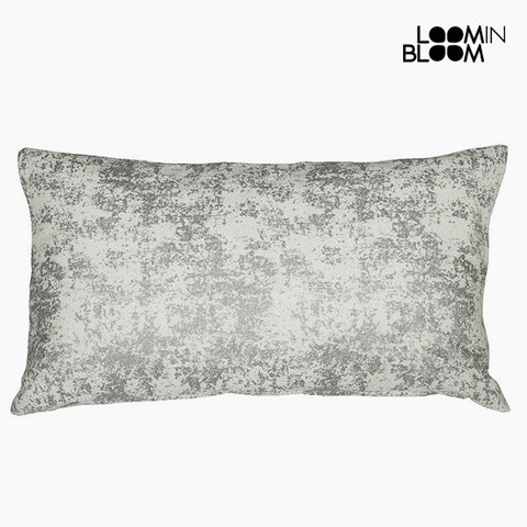 Image of Cushion Silver (50 x 70 cm) - Cities Collection by Loom In Bloom-Universal Store London™