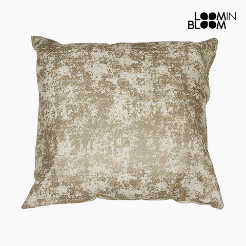 Image of Cushion Champagne (45 x 45 cm) - Cities Collection by Loom In Bloom