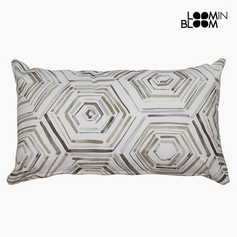 Image of Cushion Hexagonal (50 x 70 cm) - Jungle Collection by Loom In Bloom-Universal Store London™