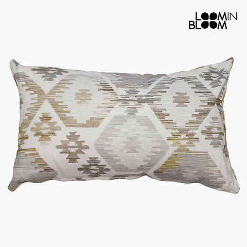 Image of Cushion Grey (30 x 50 cm) - Jungle Collection by Loom In Bloom-Universal Store London™