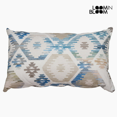 Cushion Blue (50 x 70 cm) - Jungle Collection by Loom In Bloom-Universal Store London™