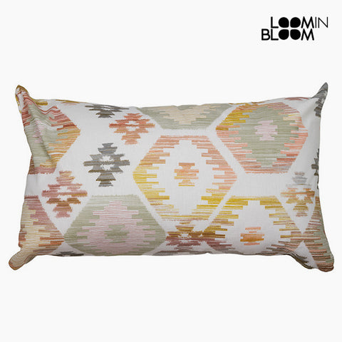 Image of Cushion Beige (50 x 70 cm) - Jungle Collection by Loom In Bloom-Universal Store London™