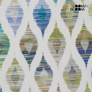 Tablecloth Blue (30 x 45 x 0,05 cm) by Loom In Bloom