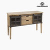 Console Fir (120 x 79 x 38 cm) by Craftenwood-Universal Store London™