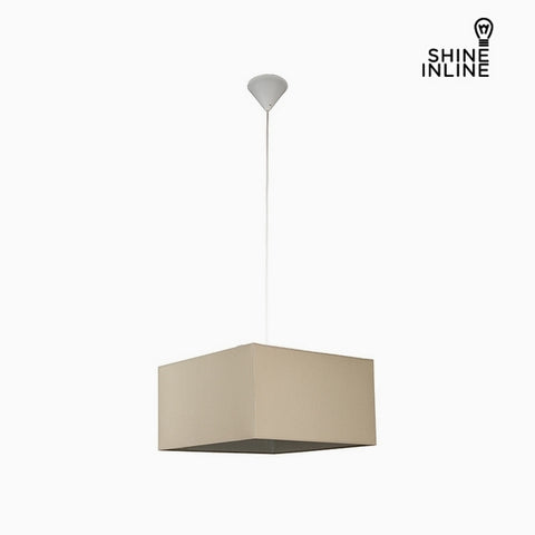 Ceiling Light Brown (40 x 40 x 22 cm) by Shine Inline-Universal Store London™