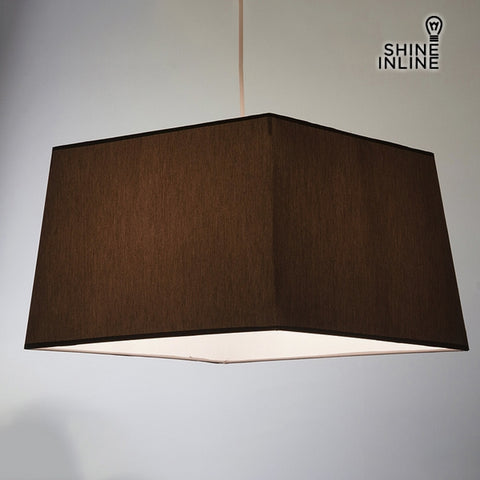 Ceiling Light Brown (40 x 30 x 25 cm) by Shine Inline-Universal Store London™