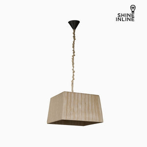 Ceiling Light Cotton Polyester (40 x 30 x 25 cm) by Shine Inline-Universal Store London™