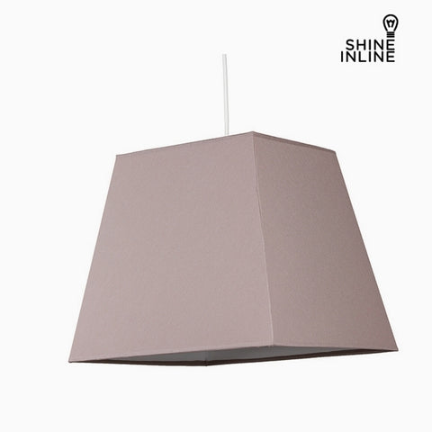 Ceiling Light Cotton Polyester (30 x 20 x 25 cm) by Shine Inline-Universal Store London™