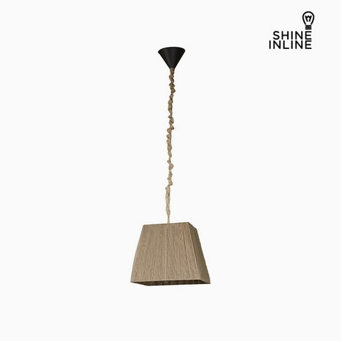 Ceiling Light Brown (30 x 20 x 25 cm) by Shine Inline-Universal Store London™
