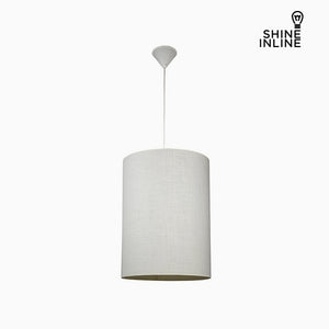 Ceiling Light Cream (45 x 45 x 60 cm) by Shine Inline-Universal Store London™