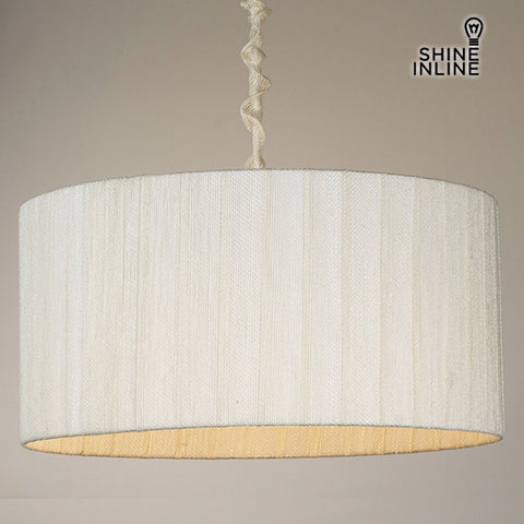 Ceiling Light Cotton Polyester (45 x 45 x 22 cm) by Shine Inline-Universal Store London™