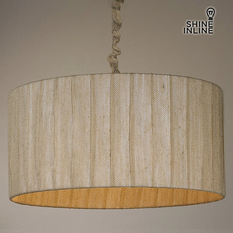 Ceiling Light Dark brown (45 x 45 x 22 cm) by Shine Inline-Universal Store London™