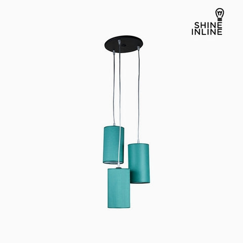 Ceiling Light Green (45 x 45 x 70 cm) by Shine Inline-Universal Store London™