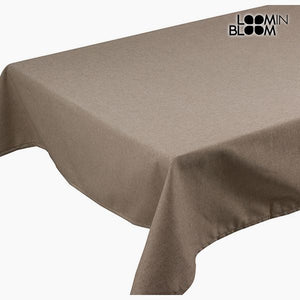 Tablecloth Brown (30 x 45 x 0,5 cm) by Loom In Bloom-Universal Store London™