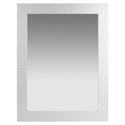 Mirror Dm White Shine-Universal Store London™