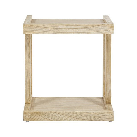 Side Table Mindi wood Plywood (45 x 30 x 50 cm)-Universal Store London™