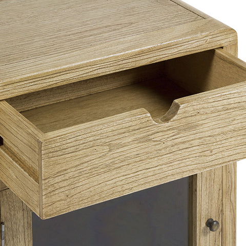Nightstand Mindi wood Plywood (45 x 35 x 65 cm)-Universal Store London™
